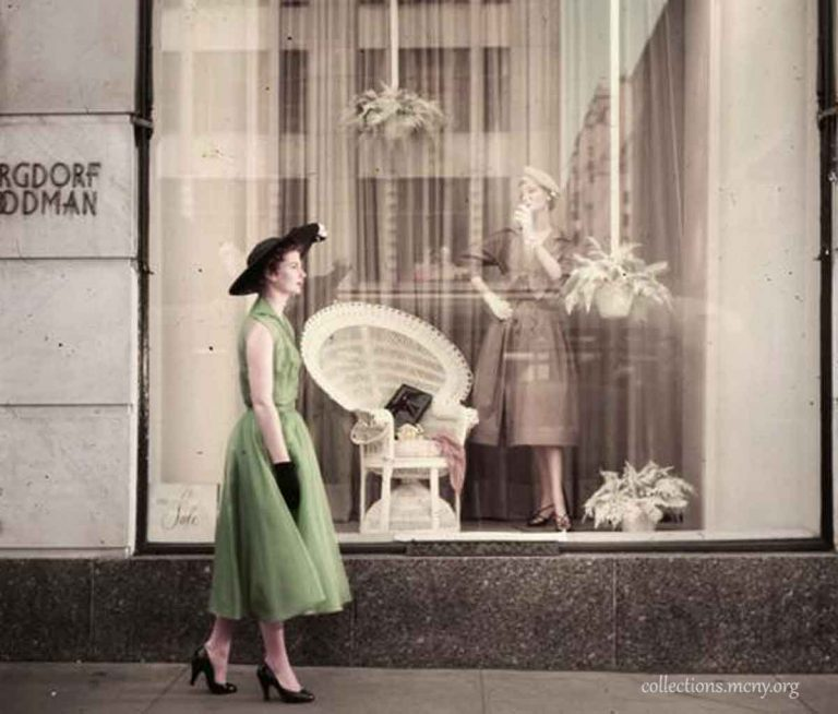 Fifth Avenue 1952